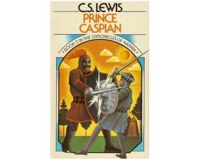 Prince Caspian book cover