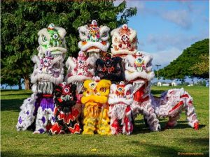 Asian Lion Dance Team