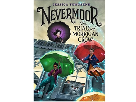 Book cover of Nevermoor