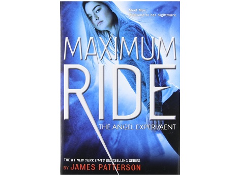 Book cover of The Angel Experiment by James Patterson