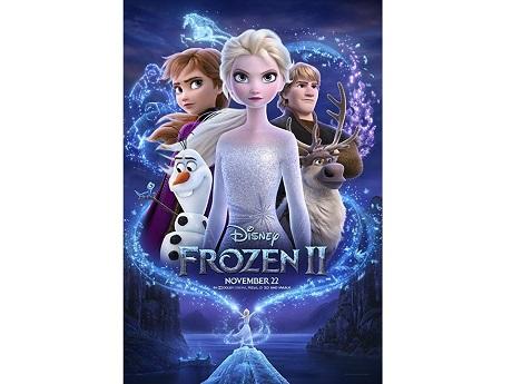Frozen 2 movie poster