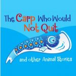 Honolulu Theatre for Youth's The Carp Who Would Not Quit logo