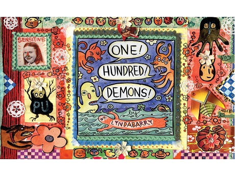 cover of book One! Hundred! Demons!