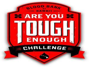 Blood Bank Tough enough challenge