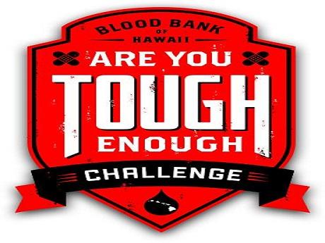 Blood Bank Tough enough challenge