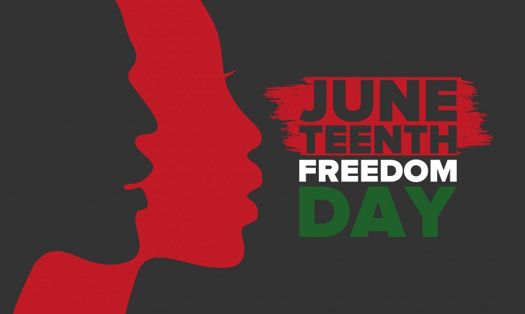 Juneteeth Freedom Day