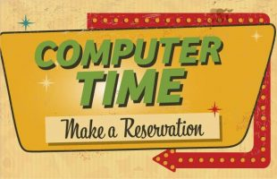 Computer Time - Make a Reservation