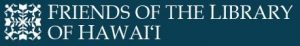 Friends of the Library of Hawaii Logo