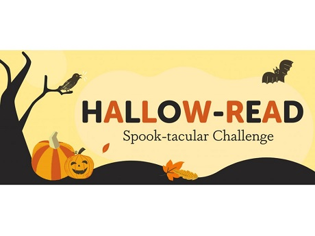 Hallow-Read! A Spook-tacular Reading Challenge