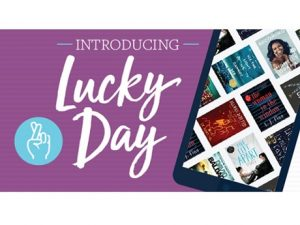 Lucky Day OverDrive eBook Collection