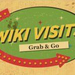 Wiki Visits - Grab & Go