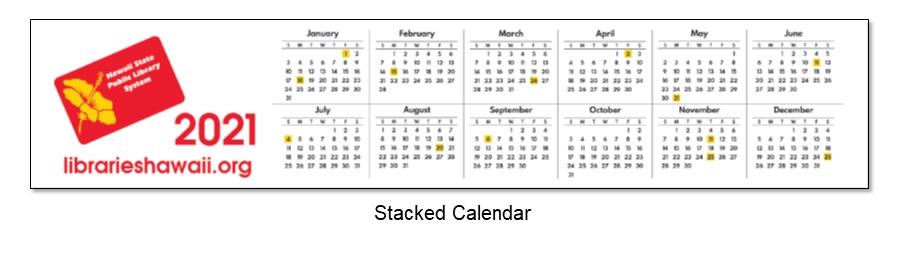 2021 HSPLS Calendar - Stacked