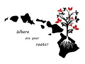 Genealogy Where Are Your Roots logo