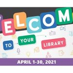 2021 National Library Week cover image