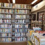 Shelf of Korean books