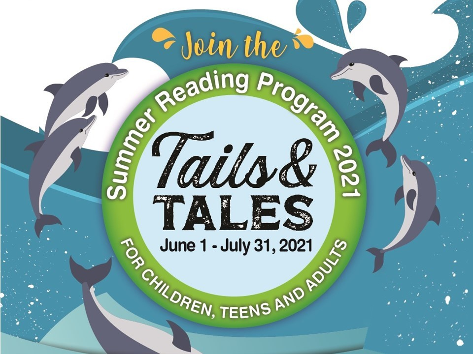 Join the Summer Reading Program | Now through July 31