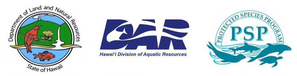 DLNR logos