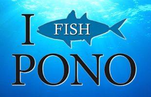 I Fish Pono logo