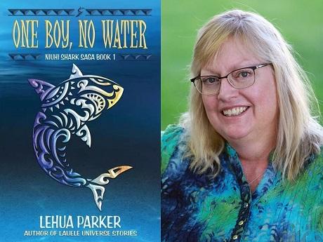 6/30 Virtual Event   Author Talk with Lehua Parker