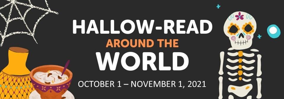 2021 Hallow-Read web banner
