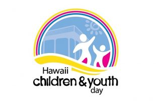 Hawaii Children and Youth Day logo