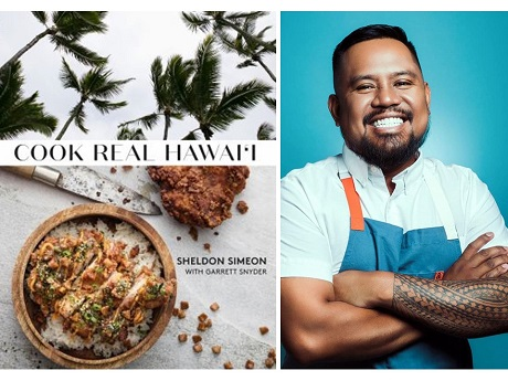 Local Cookbook represents Hawaii in the National Book Festival