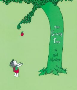 Cover of book The Giving Tree