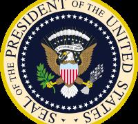 U.S. President's Seal Graphic Art