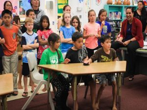 photo of battle of the books hauula vs homeschool