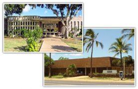 Liliha and Waianae Public Libraries Photo