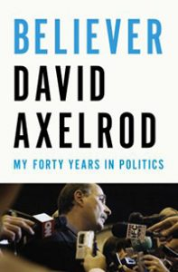 Believer my forty years in politics book cover