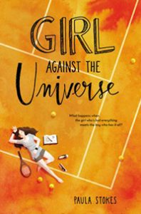 Girl against the universe book cover