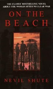 On the beach book cover