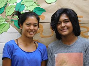 Pomaikai and Kamalu patron photo