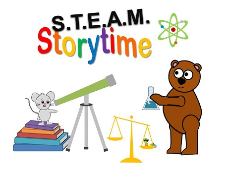 Image result for s.t.e.a.m. storytime