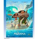 Walt Disney's Moana movie