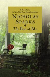 Best of me book cover
