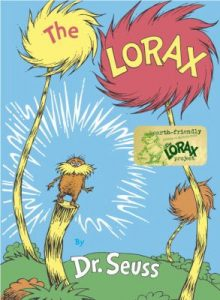 Cover of book The Lorax
