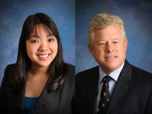 Protect your intellectual protery speakers Tracey Ohta and Seth Reiss