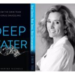 Author Katherine Nichols and her book Deep Water