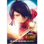 Movie poster for Kubo and the two strings