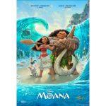 movie poster Moana