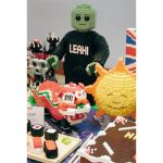 Lego Display made by LEAHI club member