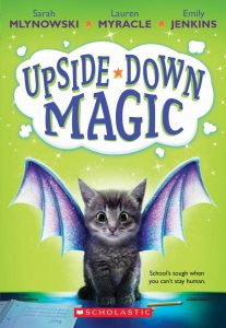 Upside Down Magic Cover