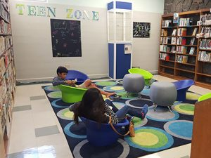 Hawaii State Public Library System | Teens Help to Build ...